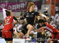 SK 슈가글라이더즈, 서울시청 꺾고 2012년 창단 후 첫 우승