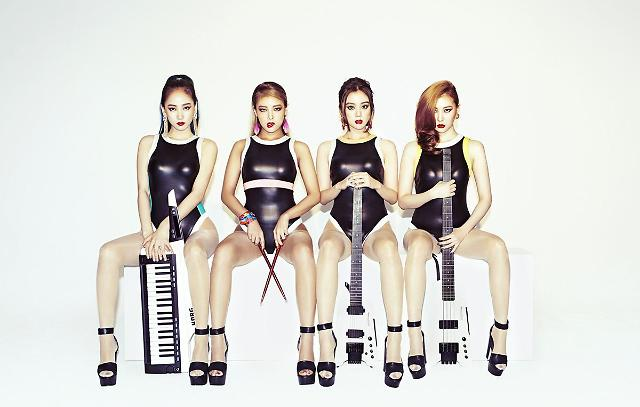 """美公告牌评""""伟大的历代女团歌曲前100"""" 少时Wonder Girls等进榜"""