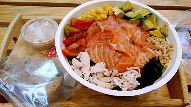 [AJU VIDEO] 像话吗?!就这沙拉在韩国卖60多块!