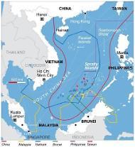 '남중국해'가 뭐기에… 중국·아세안 국가간 패권 갈등 고조