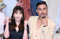 カン・イェウォン&チェ・ミンス主演MBC新水・木ドラマ「死んでこそ生きる男」制作発表会