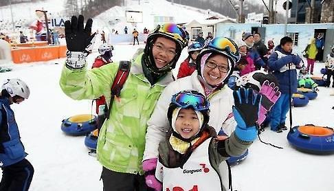 江原道开发奥运旅游产品力创旅游奥运