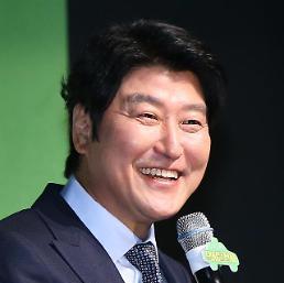 [영상] 택시운전사 송강호 유해진·류준열과 즐겁게 촬영