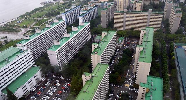 올 상반기 주택 매매거래량, 전년 대비 2.1%↓