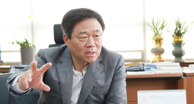 유주현 대한건설협회 회장