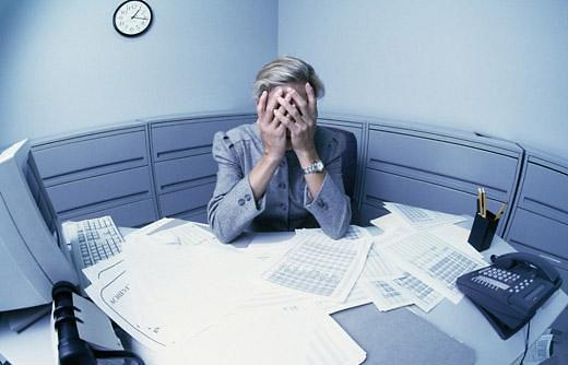 我的未来在何方? 韩国8成上班曾患职场抑郁症