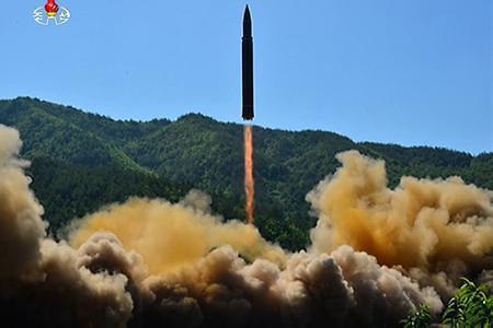 韩国国会通过谴责朝鲜发射导弹的决议案