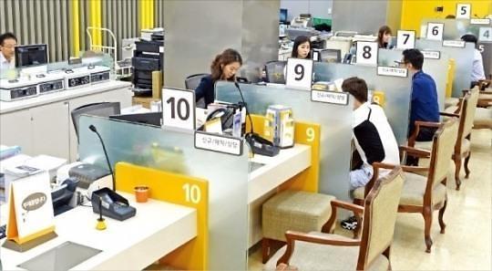 韩国9月起银行开户可不办理纸质存折