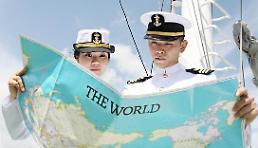 """.韩逾五成海警患心理疾病 """"世越号""""沉船为心中最大的痛."""