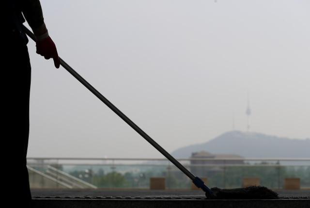 调查:韩国逾三成微尘来自中国
