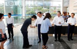 유주현 대한건설협회장 한국건설 70주년, 뼈를 깎는 혁신 지속하겠다