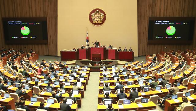 文在寅11万亿韩元追加预算案在国会通过 将增编中央公务员2575人