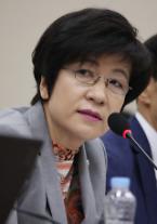 고용부장관 후보자, 김영주 더불어민주당 의원