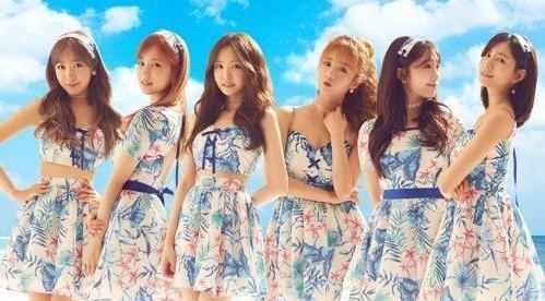 女团Apink携新单曲时隔4月回归日本