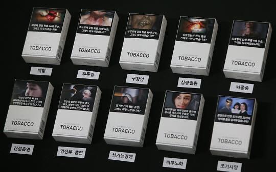 """韩国烟民1年""""贡献""""了多少税? 超过三星营业利润"""