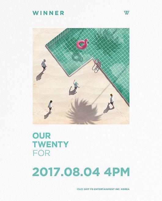Winner下月8日携新专辑《Our 24》回归乐坛