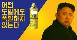 N. Korea leader appears in S. Koreas butane fuel can ad