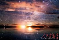 [인민화보]예쯔이(葉梓頤)와 밤하늘의 이야기