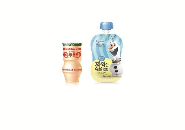 한국야쿠르트, 한여름 더위 잡는 역발상 발효유 화제
