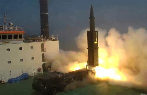 韩美拟修订导弹意见指南 800km射程导弹弹头重量增至1t