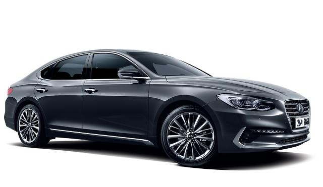 现代汽车全新雅尊在韩销量将破10万台 将创多项纪录