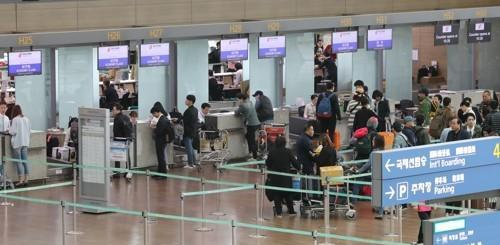 韩国6月接待中国游客同比减少66%