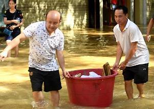 홍수, 폭염...이상기후 시달리는 중국, 상반기 직접 손실 28조 넘어