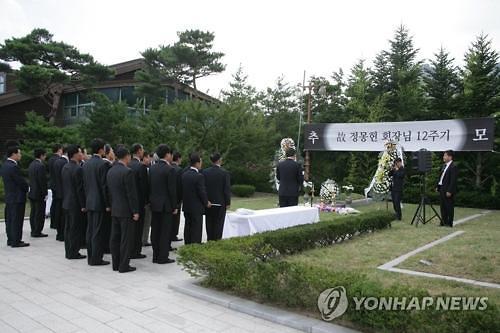 朝鲜拒绝现代集团赴朝悼念前会长