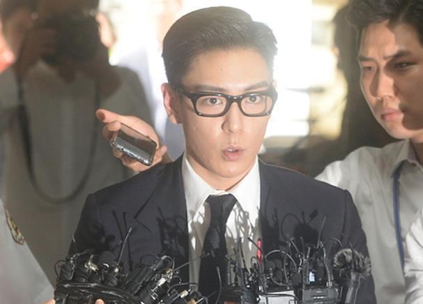 BIGBANG成员T.O.P吸毒案告一段落 维持一审原判不上诉
