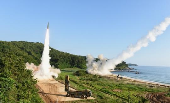 韩美联参议长通电话讨论应对朝鲜射弹方案