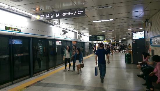 首尔市的地铁有多好?你造吗?