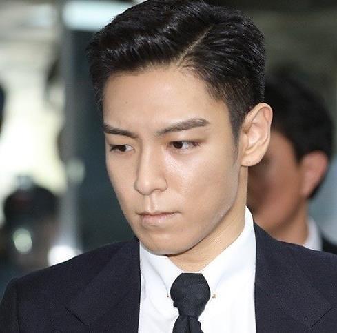 BIGBANG成员T.O.P吸毒影响恶劣 将被剥夺义务警察身份