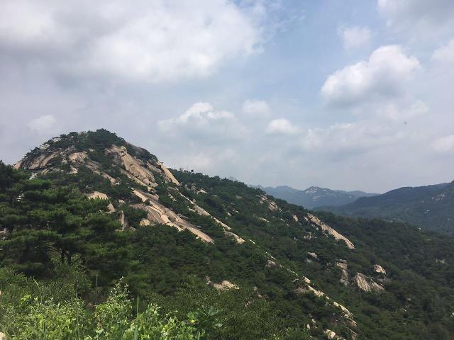 [AJU VIDEO] 首尔仁王山!会当凌绝顶