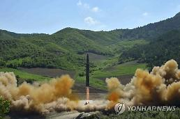 .S. Korea accuses N. Korea of crossing red line with ICBM test launch.