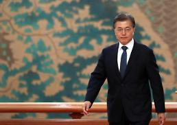 .President Moon rolls back soft real estate policy pushed by his predecessor.