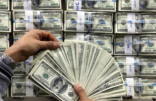 韩外汇储备连续5个月增加 3837亿美元创历史新高