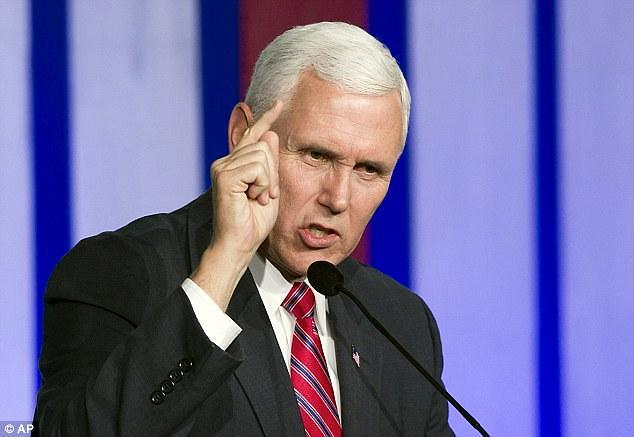 美副总统:美国将不会与朝鲜直接对话