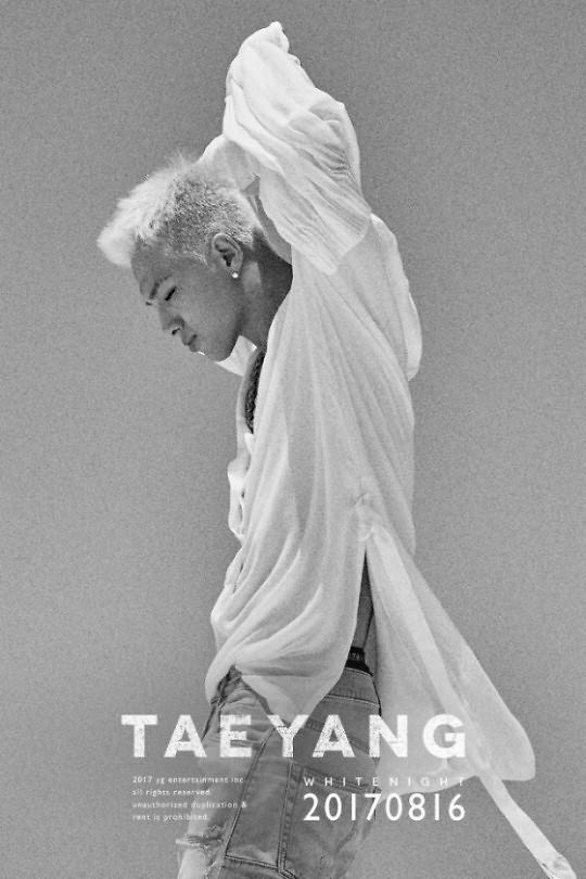 BIGBANG太阳16日携新专辑SOLO回归