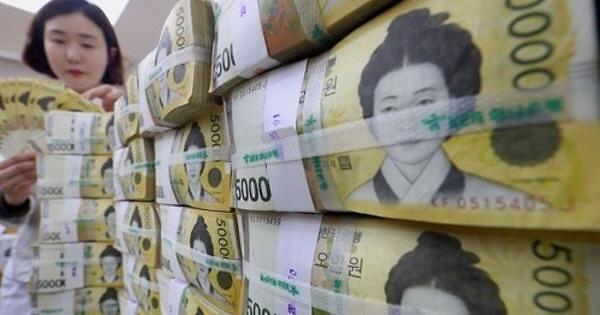 5万韩元纸币总币值首次破80万亿 总张数多于1万韩元