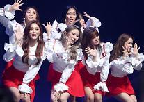[아주스타 영상] CLC, 과즙미 터지는 여름송 무대 실제보니