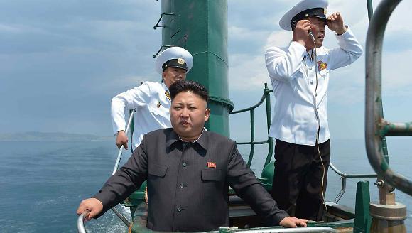 又要射导弹了?美国侦查卫星监测到朝鲜在半岛东海新举动