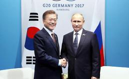 .文在寅下月访俄出席东方经济论坛 经济使节团同行.