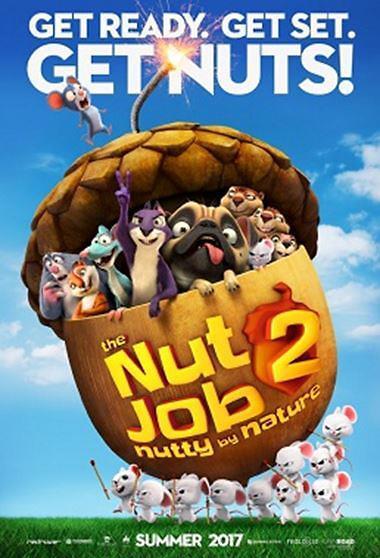韩卡通片《抢劫坚果店2》破韩影在北美排片纪录