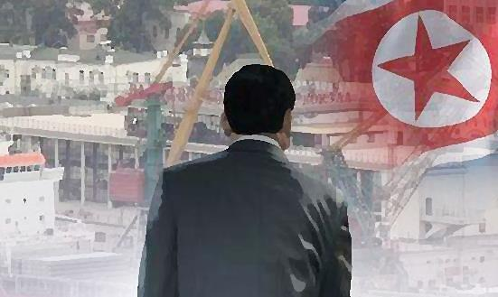 一朝鲜人在半岛西部海域越界南下归顺韩国