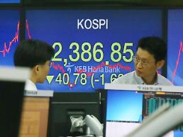 Foreigners tipped to keep selling Korean stocks: Yonhap