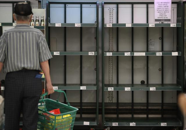 """韩国检测出""""毒鸡蛋"""" 超市下架所有鸡蛋和相关食品"""