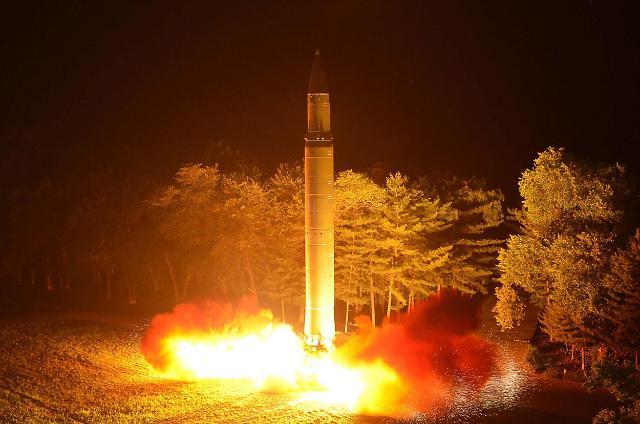 乌克兰航天局:朝鲜导弹所使用发动机系俄罗斯生产