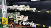 """[아주 동영상] 살충제 계란 파장,일부 마트 달걀 판매 재개..""""공급물량 25% 적합"""""""