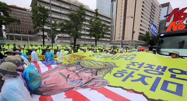 한·미·중 사드 회담제안은 민심 달래기용