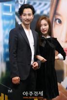"""[아주스타 영상] '명불허전' 김아중·김남길, 뜻밖에 휴가논란? """"본방사수 하라"""""""